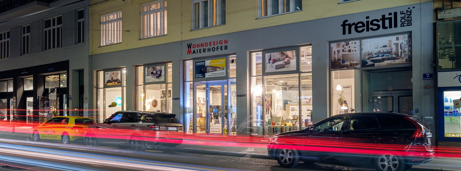 freistil ROLF BENZ & Schlafsofa Store Wien | Wohndesign ...